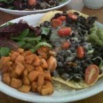 Meatless Monday: Vegetarian Tostadas with Black Beans