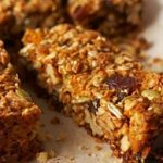 Chewy Walnut Trail Bars