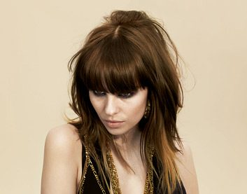 woman hair blowout
