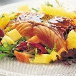Tropical Salmon Salad