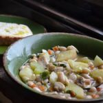 Meatless Monday: Hearty Tuscan Bean Soup