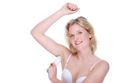The secret to keeping underarm odour at bay