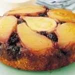 Upside-Down Pear Pudding