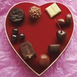 The calories in Valentine's Day chocolates