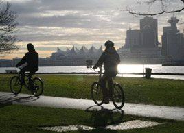 Canada's healthiest cities 2009