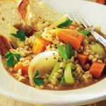 Roast Vegetable and Bean Stew