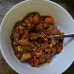 Meatless Monday: Mixed Bean Slow-Cooker Chili
