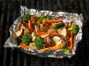 veggiesinfoil