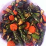 Meatless Monday: Simple Seasonal Veggies