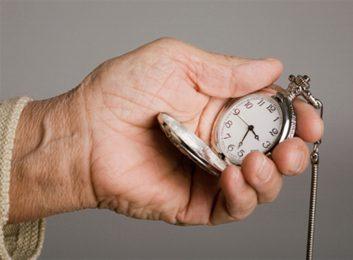 waiting clock watch wait time