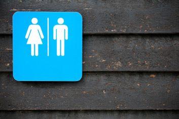 washroomsign