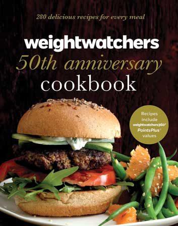 Weight Watchers 50th Anniversary Cookbook