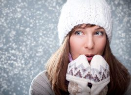 The truth about why you gain weight in the winter