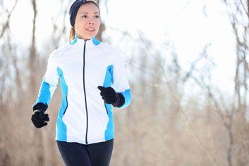 winter run exercise