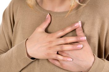 Why aren't women worried about heart disease?