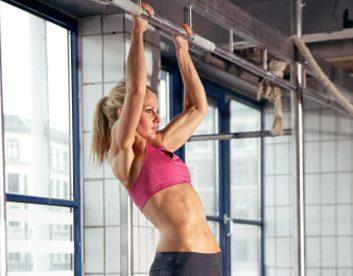 Is it true women can't do pull-ups?