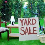 Host a Yard Sale for the Cure