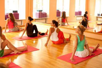 yoga class challenge
