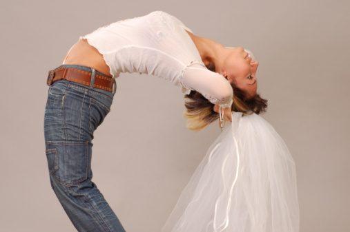 yoga bride