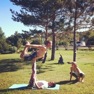Event: Wanderlust Yoga and Music Festival at Mont-Tremblant