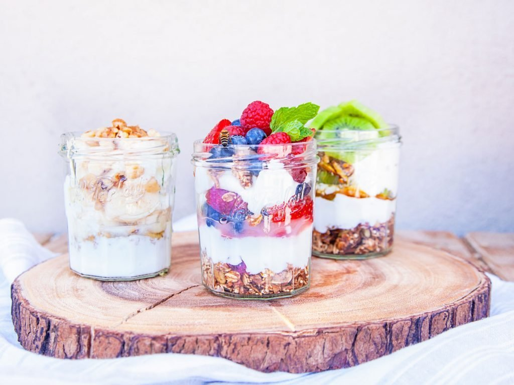 Pound-workout-Granola-Parfait