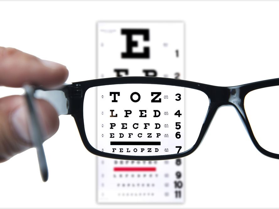 Image result for eye exam images