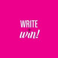 Write + Win!