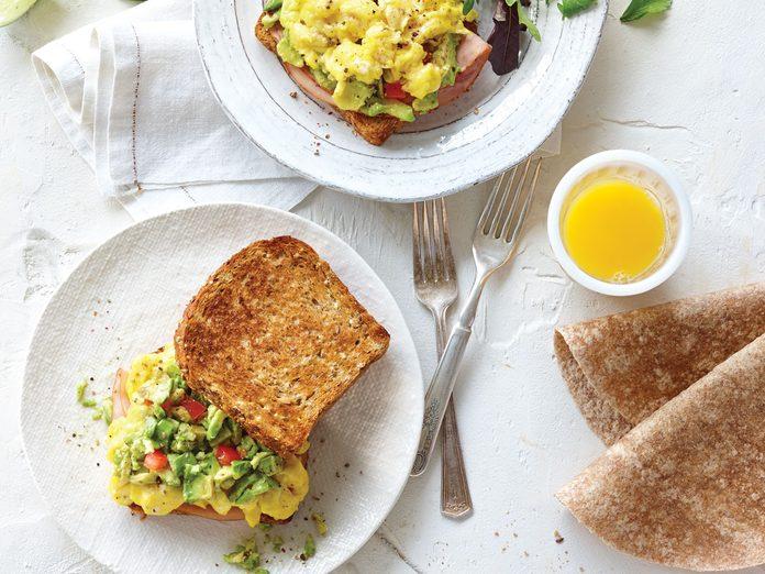 Breakfast-Sandwiches