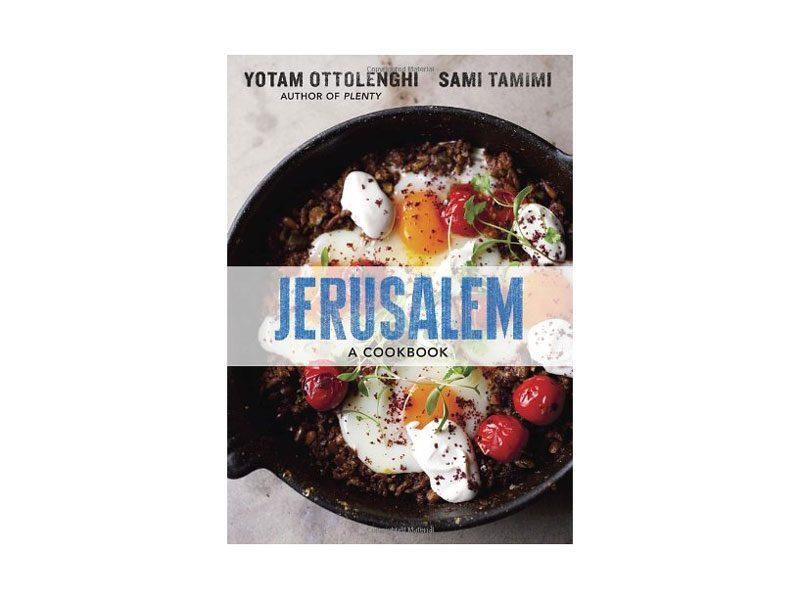 Jerusalem-A-Cookbook