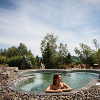 Spa Eastman In Quebec Is The Perfect Place To Rejuvenate