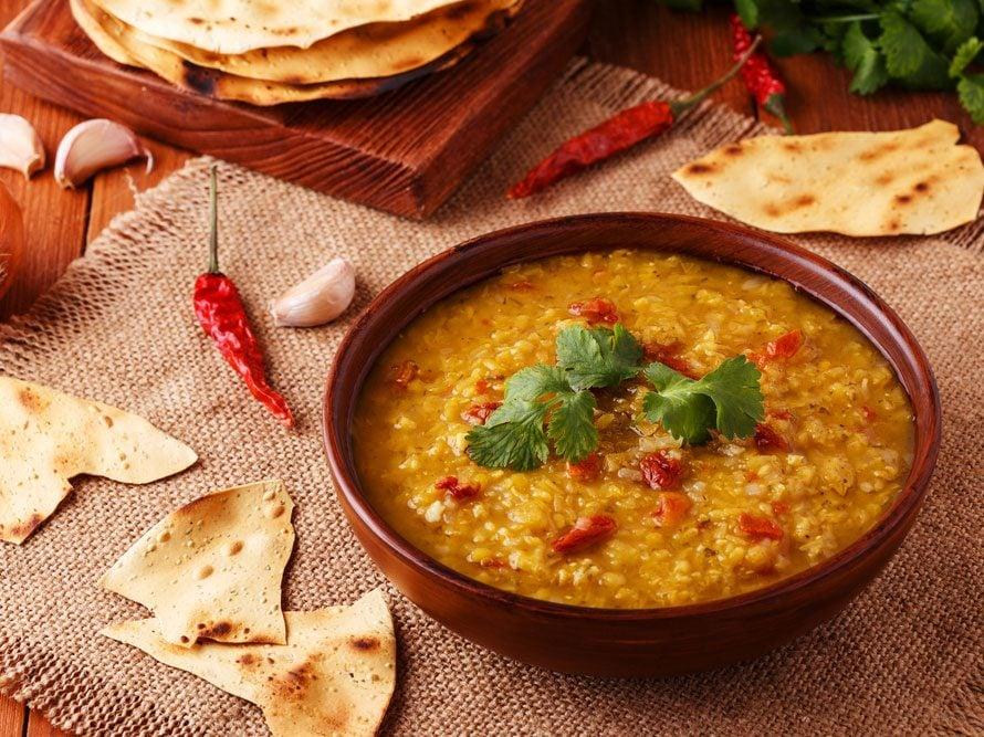 Mediterranean-lentil