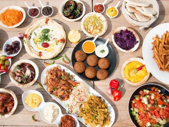 Mediterranean-meal