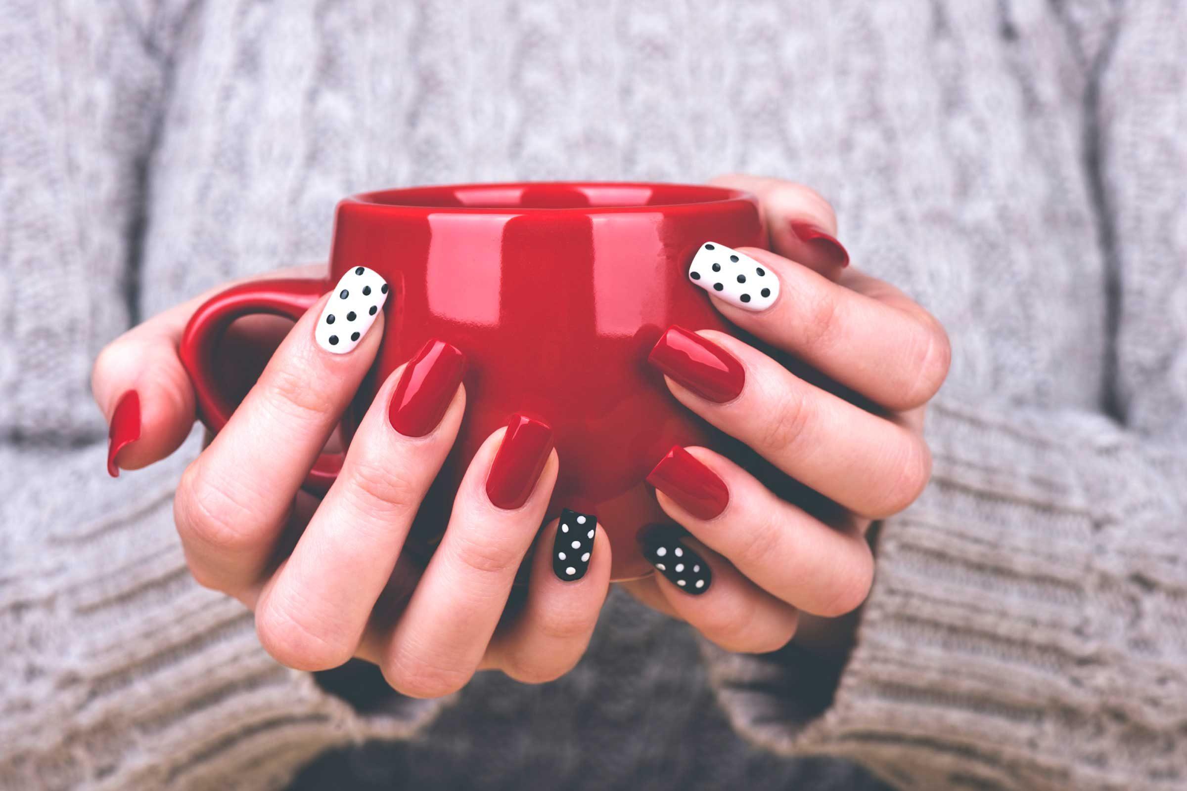 9 Subtle Things Your Nail Polish Colour Reveals About You   Best ...