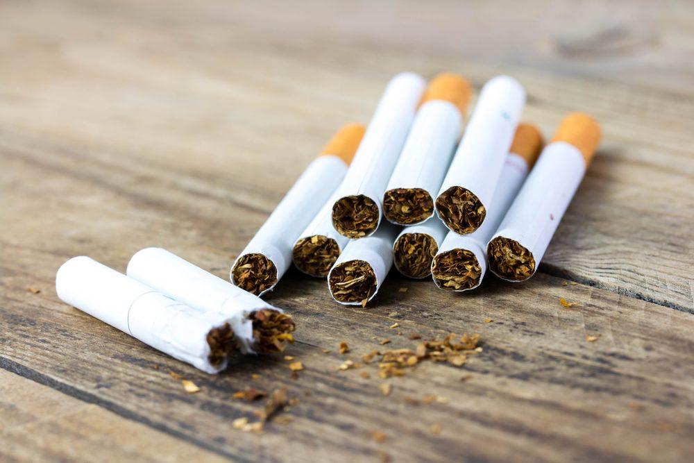cancer in canada cigarettes
