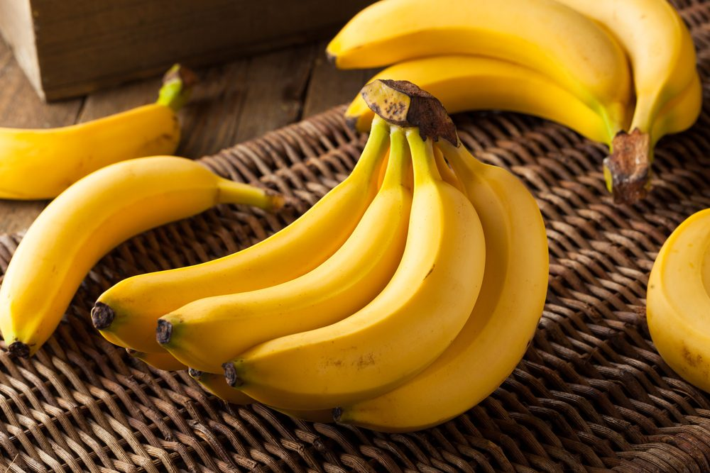 workout nutrition banana