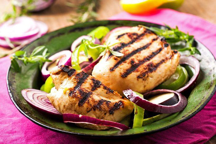 workout nutrition chicken