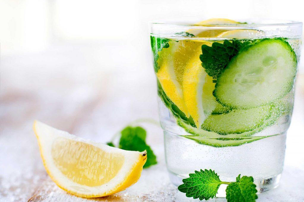 healthy eating drinks