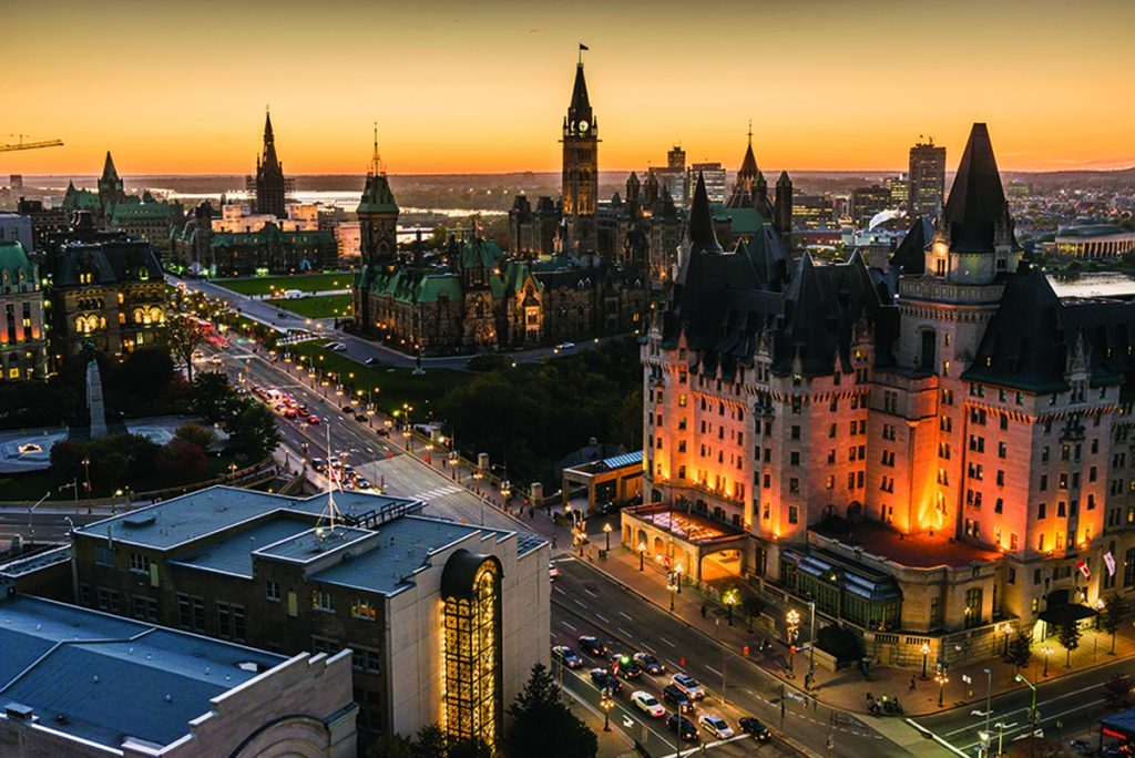 Downtown-Ottawa