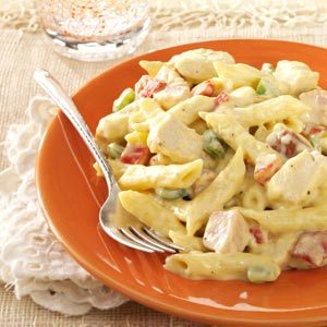 chicken-and-sausage-penne