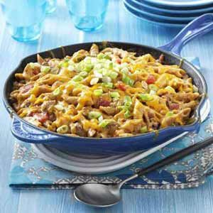 family-favourite-cheeseburger-pasta