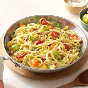fresh-corn-fettuccine