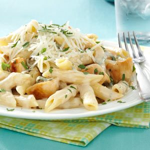 penne-gorgonzola-with-chicken
