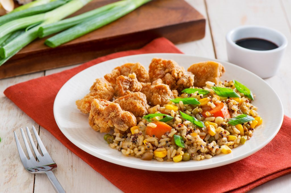 9 delicious recipes from canadas top food trucks best health 06fidel gastros fried rice with crispy chicken 2 forumfinder Images