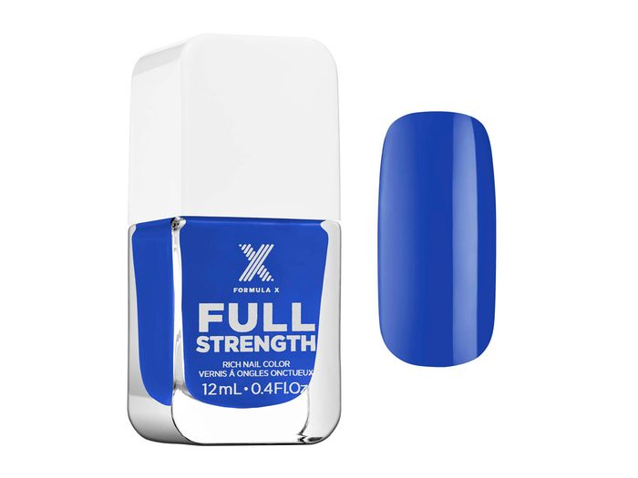 Formula X Full Strength Treatment Nail Polish in Game Changer