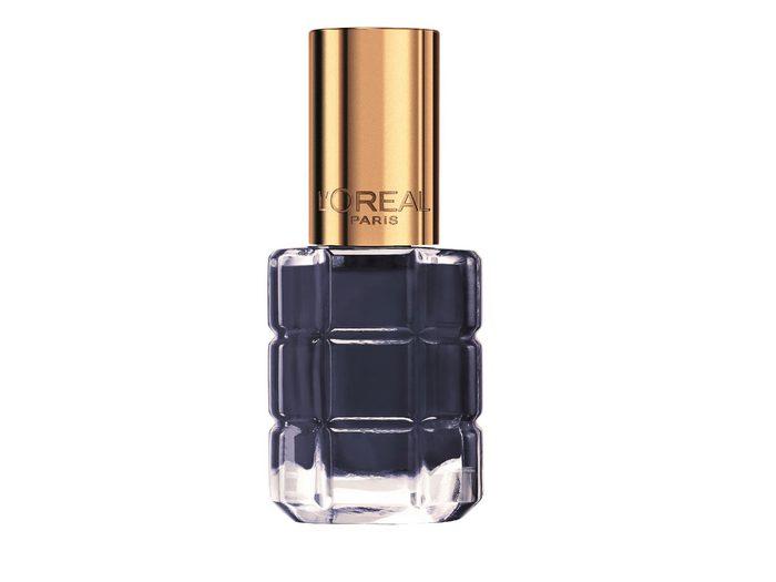 L'Oréal Paris Le Vernis À L'Huile by Colour Riche in 668 Bleu Royal