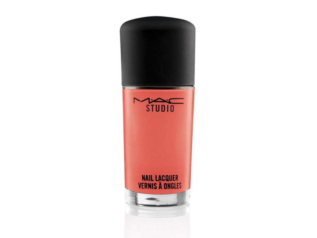 M.A.C Cosmetics Studio Nail Lacquer in Only in Florida