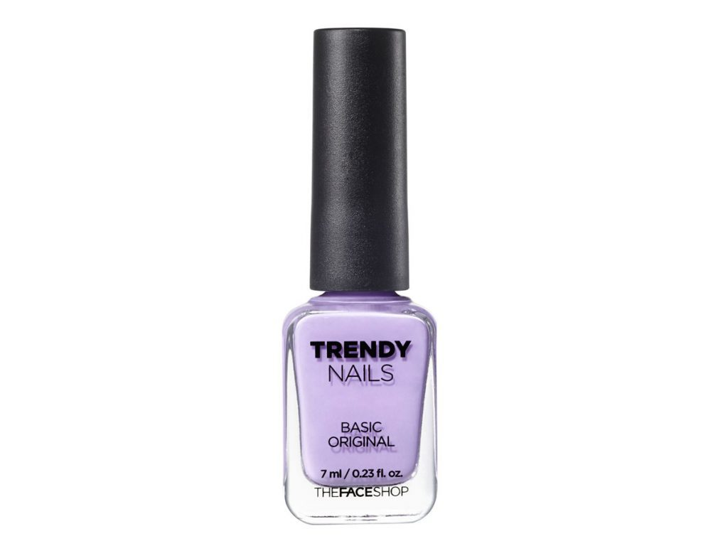 The Face Shop Trendy Nails Nail Polish