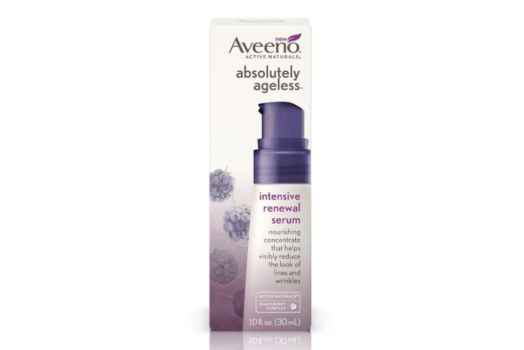 Aveeno Absolutely Ageless Intensive Renewal Serum