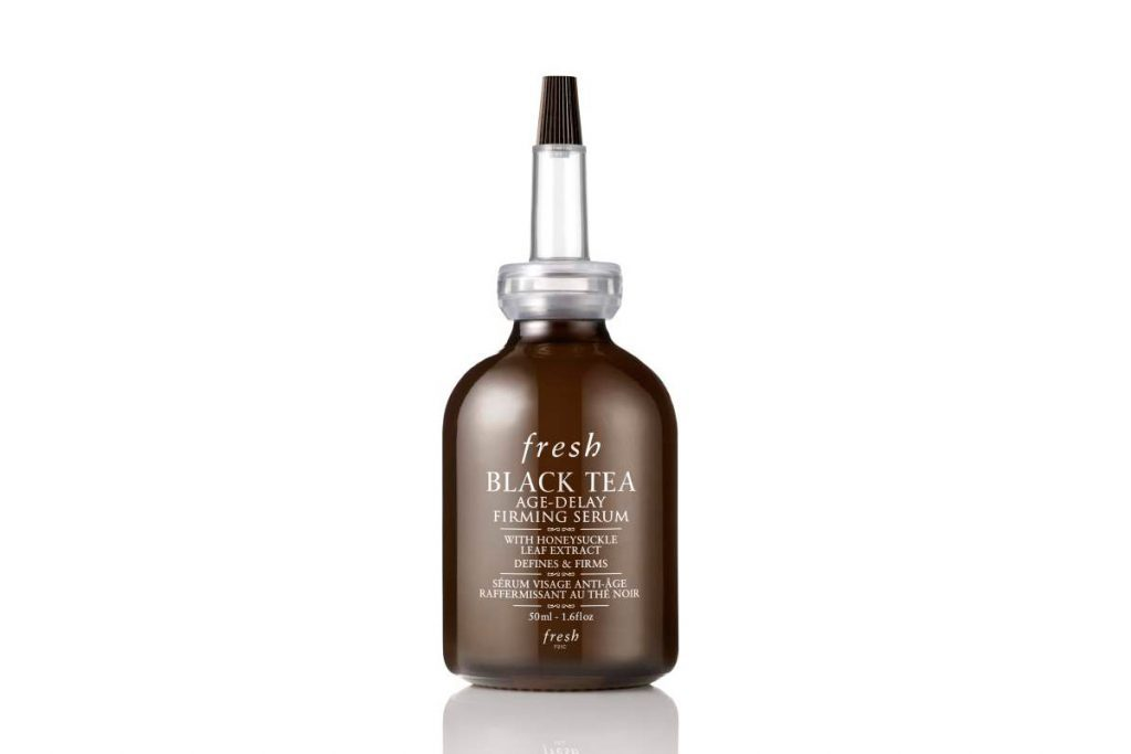 Fresh Black Tea Age Delay Serum