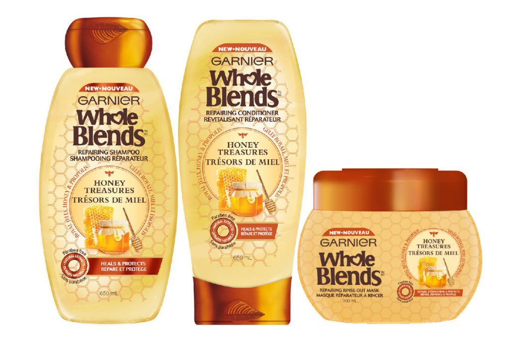 Garnier Whole Blends Honey Treasures